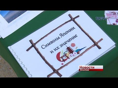 Году Японии в России посвятили «Ночь искусств» в Искитиме