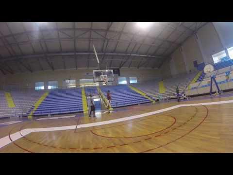 Improve Basketball Summer Pro Camp - Speed ladder footwork