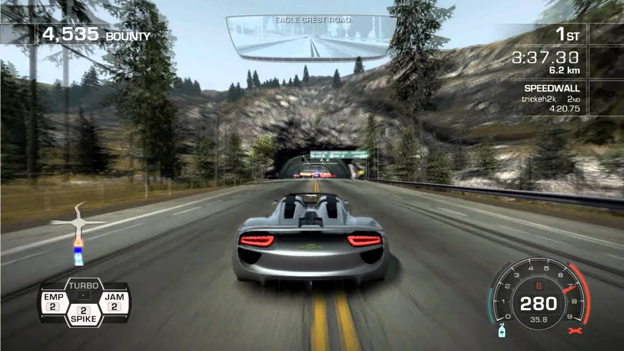 need for speed hot pursuit avalanche porsche 918. Black Bedroom Furniture Sets. Home Design Ideas