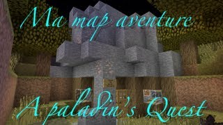 "Minecraft: Construction De Fou ""Ma Map Aventure"""