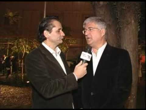 Fernando Carvalho entrevista David Barioni Neto