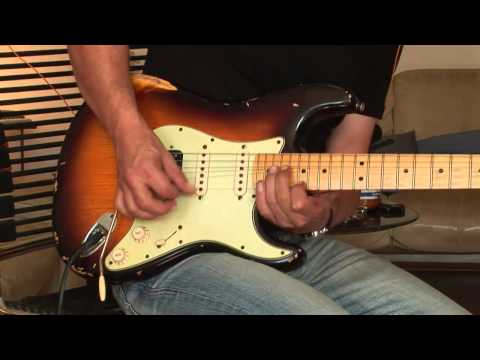 Fender Custom Shop Relic Stratocaster Classic HBS-1 Part2