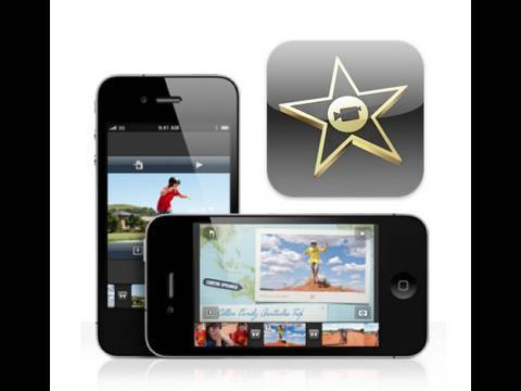 iMovie App Review for iPhone 4