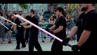 Ludosport: el nuevo deporte que hace que jedis y siths se enfrenten en el mundo real