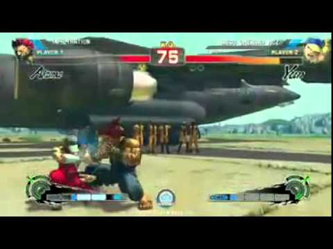 Grand Final: Infiltration (Ak) vs. Daigo Umehara (Yun) in NCR#9