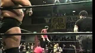 Terry Funk & Keisuke Yamada & Yoshiya Yamashita vs Mr Pogo & Shoji Nakamari & Gran Sheik 41399 view on youtube.com tube online.