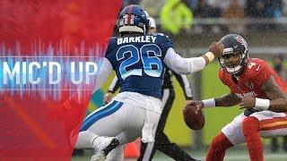 Best Mic'd Up Sounds of Pro Bowl, 2019   NFL Films