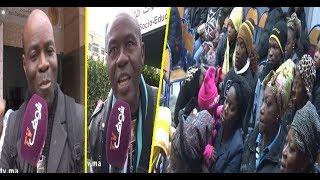 بالفيديو..الوجه الآخر للمهاجرين من افريقيا جنوب الصحراء..نشكرالملك محمد السادس و المغاربة | خارج البلاطو