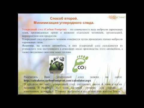 10 способов сделать нашу жизни экологичнее