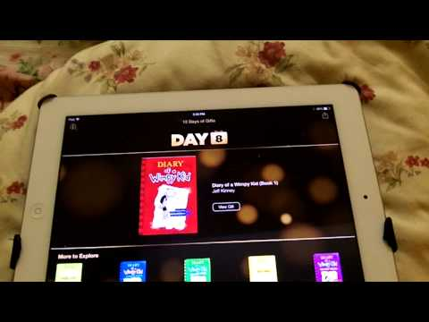 My IOS APP Reviews - Episode 12 Apple's 12 Days Of Gifts (Free Movies, Apps, Books, Music)