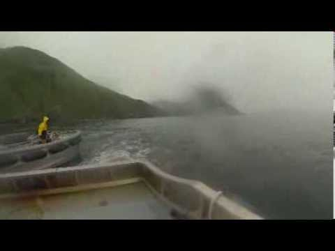First Person Commercial Salmon Fishing in Alaska – Simeon Micah Ryan
