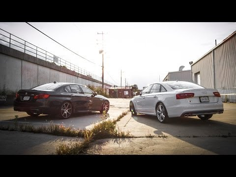 Rosenthal: New BMW M5 or Audi S6?