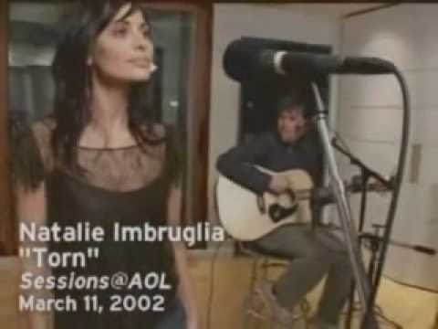Natalie Imbruglia Torn (Acoustic)