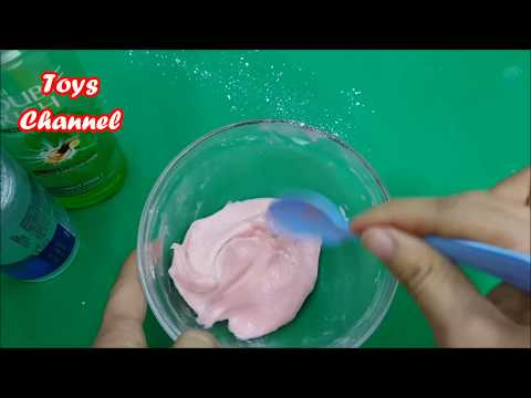 how to make your own slime without glue