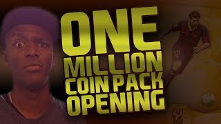 FIFA 14 | HUGE 1 Million Pack Opening!!!!