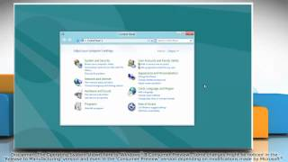 How To Set Sleep Mode Duration In Windows® 8