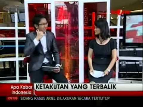 KETAKUTAN YANG TERBALIK part 1- Wahyu Winoto & Bong Chandra @ Apa Kabar Indonesia TV One