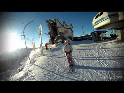 Shmee150 goes Skiing in Verbier, Switzerland
