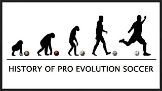 History Of [PES] Pro Evolution Soccer (Winning Eleven