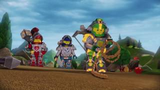Lego Nexo Knights - 10 Moc a magie