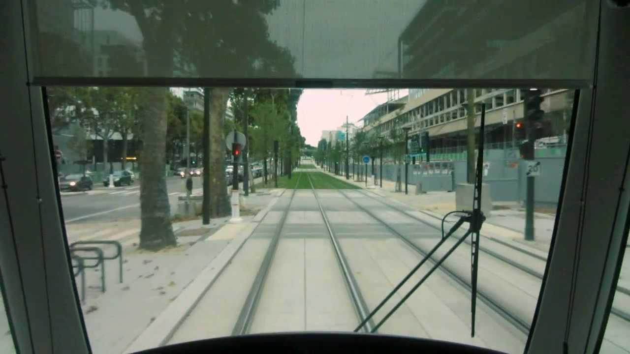 Tramway de paris ligne t3b porte de la villette porte de la chapelle youtube - La pena porte de la villette ...