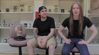 CARCASS - Surgical Steel - Track By Track Interview (PART 3)