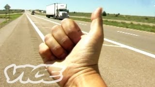 How to Hitchhike Across America: Thumbs Up Season 1 (Part 1/5)