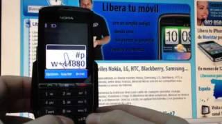 Liberar Nokia 300 Asha, Desbloqueo Por Imei En Movical.Net