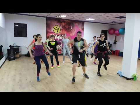 Zumba Fitness - Come baby come