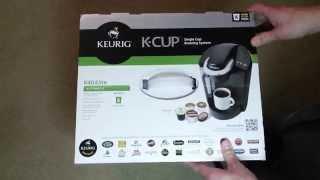 Keurig K40 Elite K-Cup Coffee Maker Single Cup Brewing