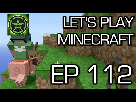Let's Play Minecraft - Episode 112 - The Great Pig Race
