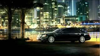 Maybach 57 S Dream Trailer