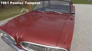 For Sale - 1961 Pontiac Tempest