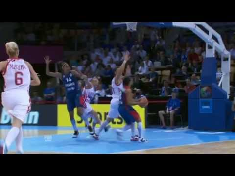 Play of the Game CRO v FRA EBW 2013