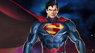 Infinite Crisis Nightmare Superman Trailer