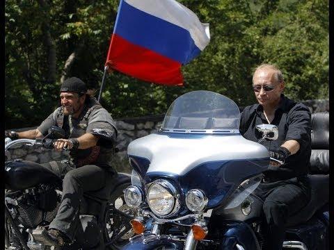 Putin, The Bikers and Sevastopol Bike Show.