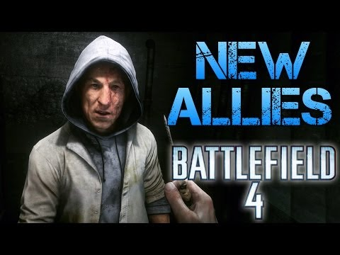 Battlefield 4 - Single Player Campaign - Part 6 | NEW ALLIES (PC max settings)