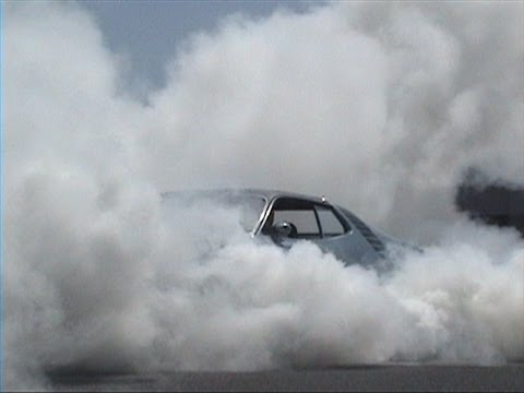 Fullhouse Motorsports Summer heat show aug 2013  BURNOUT CONTEST