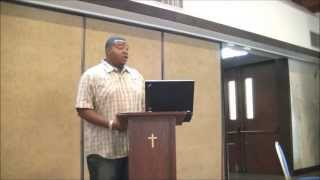 "Pastor Larry Austin -- ""HOLY SPIRIT - WORK IN ME"" --- May 1st, 2013"