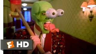 The Mask (1/5) Movie CLIP Time To Get A New Clock (1994) HD