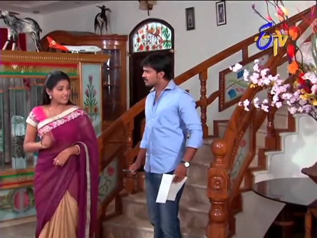 Bharyamani - భార్యామణి -  12th April 2014   Episode No 1555