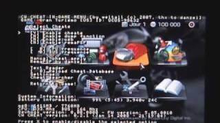 Cheat Gran Turismo PSP