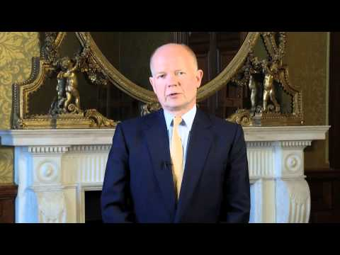 Foreign policy priorities for 2014: UK Foreign Secretary William Hague