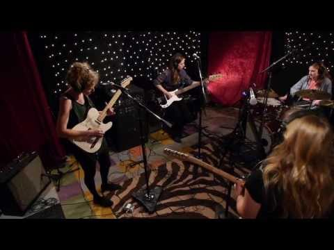 Chastity Belt - A Bloody Spiral of Unyielding Fury (Live on KEXP)