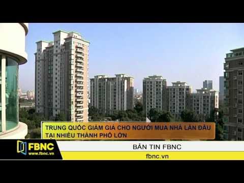 FBNC - Trung Quốc giảm giá cho người mua nhà lần đầu tại nhiều thành phố lớn