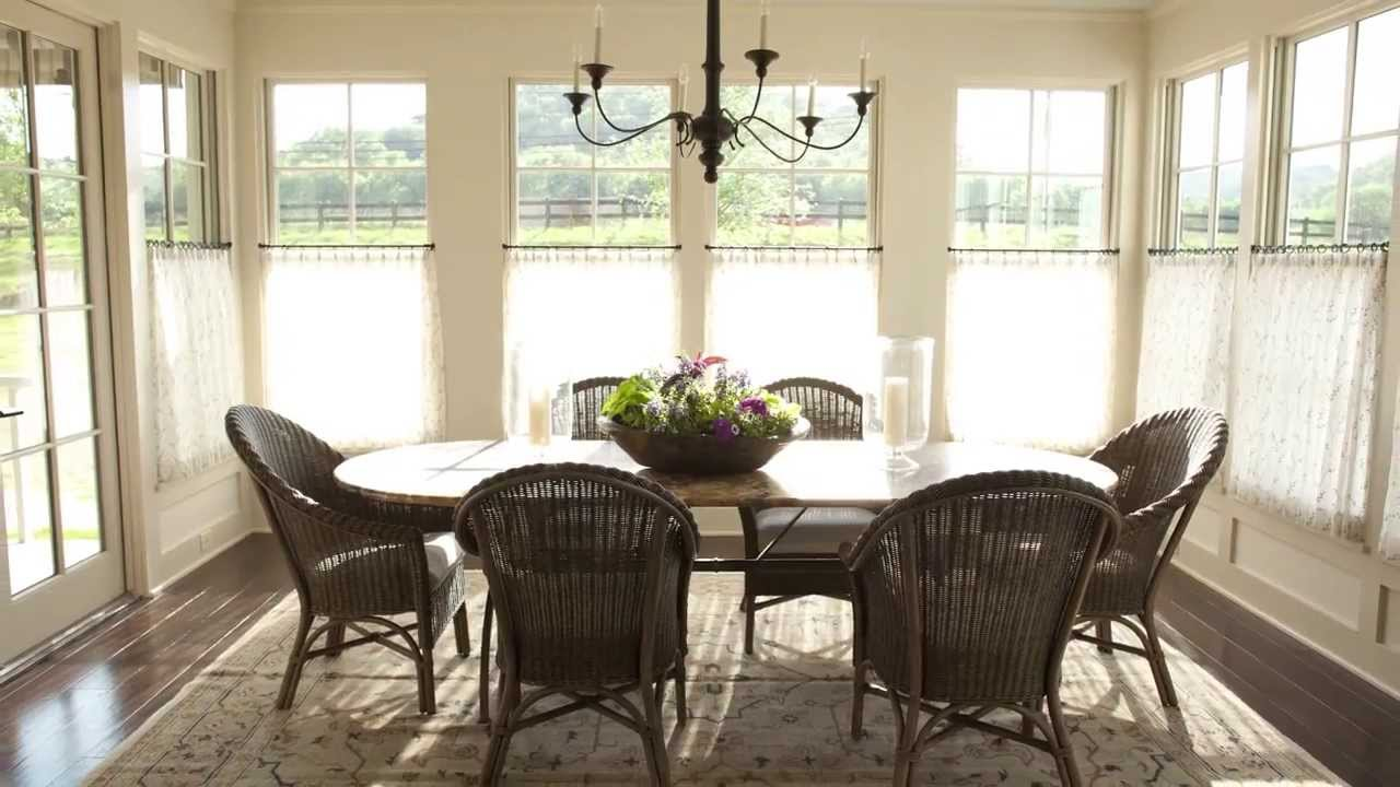 casual dining room youtube