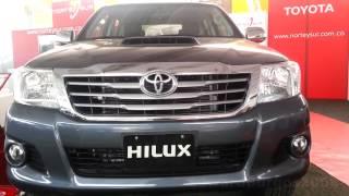 2015 Toyota Hilux 4x4 2015 Al 2016 Precio Ficha Tecnica