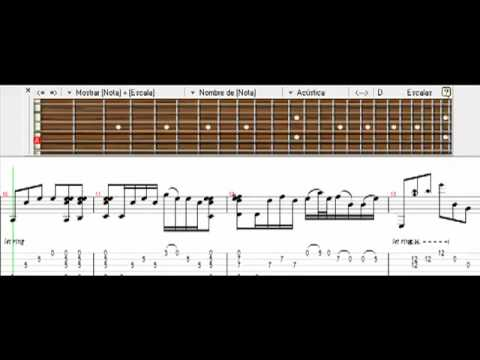 Nothing else matters tabs guitar pro