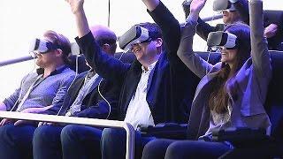 تطبيقات جديدة في مجال الواقع الإفتراضي بفضل أجهزة متصلة |