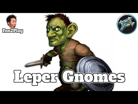 Leper Gnomes Deathrattle Priest Kobolds And Catacombs | Hearthstone Guide How To Play